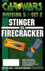 Division 5, Set #2 - Stinger vs. Firecracker