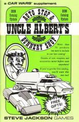 Uncle Albert's - 2036 Catalog Update