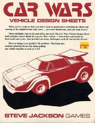 Vehicle Design Sheets