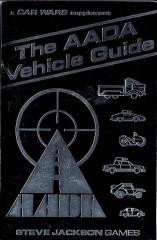 AADA Vehicle Guide #1 - 2034 Edition
