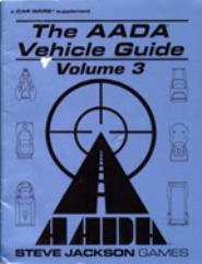 AADA Vehicle Guide #3