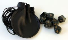 Bloodstone (7 pc. set) w/Pouch