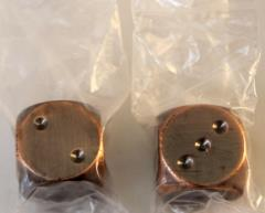 D6 16mm Copper - Antique (2)