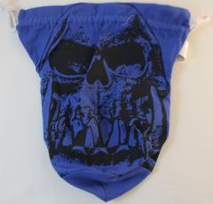 Blue Orc Bag (Large)