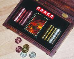 Pirate's Plunder Poker Set