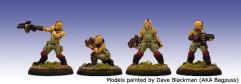 Cyclos Infantry #2