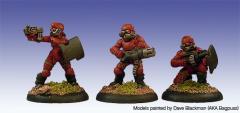 Cyclos in Environmental Battle Suits #2
