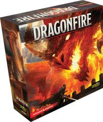Dragonfire Gen Con Collection, Base Game + Character Pack + Gen Con Promo!