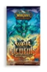 Worldbreaker - War of the Elements, Booster Pack