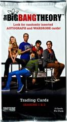 Big Bang Theory, The - Trading Cards, Seasons 1 & 2 Booster Pack