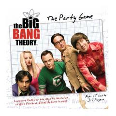 Big Bang Theory, The - The Party Game