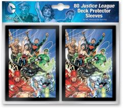 Card Sleeves - Justice League (10 Packs of 80)