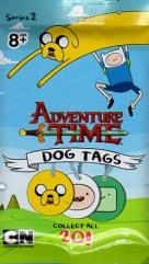 Adventure Time Dog Tags Booster Pack - Series 2
