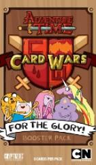 Adventure Time Card Wars - For the Glory Booster Pack