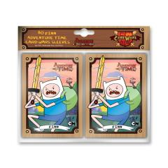 Card Sleeves - Finn (80)