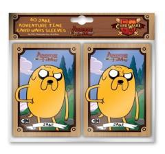 Card Sleeves - Jake (80)