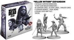Walking Dead, The - No Sanctuary, Killer Within Expansion