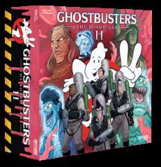 Ghostbusters - The Board Game II