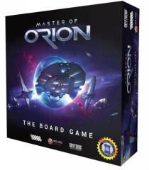 Master of Orion - The Board Game