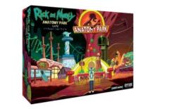 Rick and Morty - Anatomy Park, The Game