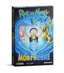 Rick and Morty - The Morty Zone Dice Game