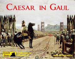 Caesar in Gaul w/Variant Counters