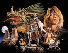 Forgotten Realms (Unmatted)