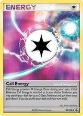 Call Energy (U) #92
