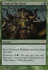 Call of the Herd (P) (Foil)