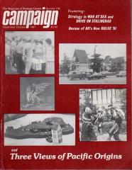 "#105 ""Strategy in War at Sea & Drive on Stalingrad, Bulge '81"""