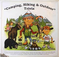 Camping, Hiking, & Outdoor Trivia