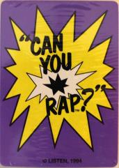 Can You Rap?