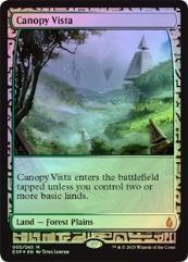 Canopy Vista (Full Art) (Foil)