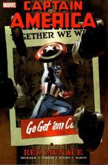 Captain America Vol. 3 - Red Menace