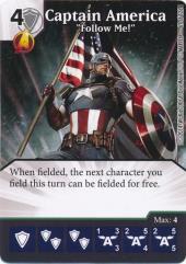 "Captain America - ""Follow Me!"""