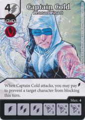 Captain Cold - Leonard Snart