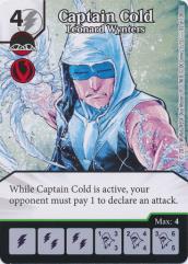 Captain Cold - Leonard Wynters
