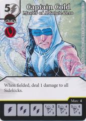 Captain Cold - Master of Absolute Zero