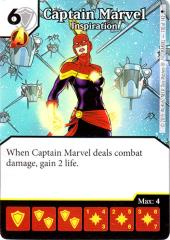 Captain Marvel - Inspiration