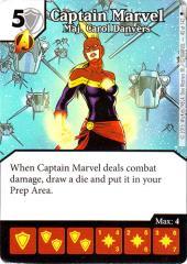 Captain Marvel - Maj. Carol Danvers