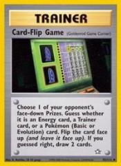Card-Flip Game (U) #92 (1st Edition)