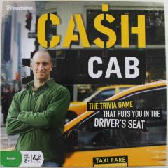 Cash Cab - The Trivia Game