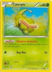 Caterpie (C) #3 (Reverse Holo)
