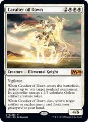 Cavalier of Dawn (MR) (Foil)