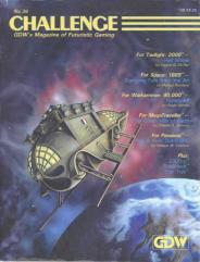 "#36 ""Twilight - 2000, Space - 1889, MegaTraveller & Paranoia Adventures"""