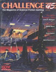 "#45 ""The New Twilight - 2000, MegaTraveller, Space 1889 & Paranoia Adventures"""