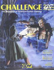 "#48 ""Twilight - 2000, MegaTraveller, GURPS"""