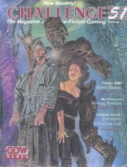"#51 ""Twilight - 2000 Black Siberia, MegaTraveller, Cyberpunk 2.0.2.0."""