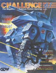 "#61 ""Star Wars - Rogue Metal, Twilight - 2000, Dark Conspiracy"""