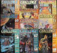 Challenge Magazine Collection - Issues #65-74